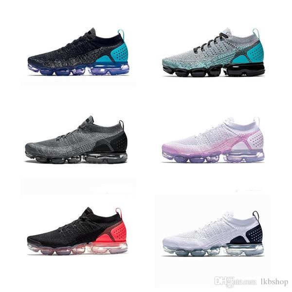 2019 Blanco Plata Negro Zapatos Hombres Mujeres Para Correr Zapato Masculino Deporte Choques Corsos Senderismo Correr Caminar Zapatos de moda al aire libre
