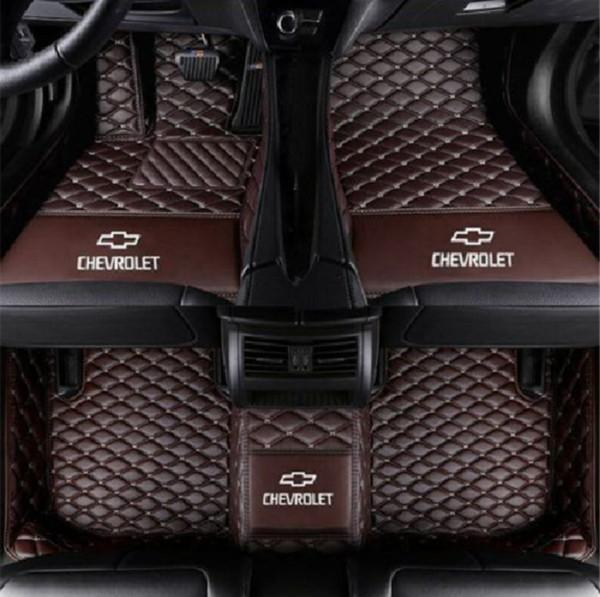 Car mats are suitable for Chevrolet Lewey 2008-2010 anti-skid nontoxic mats