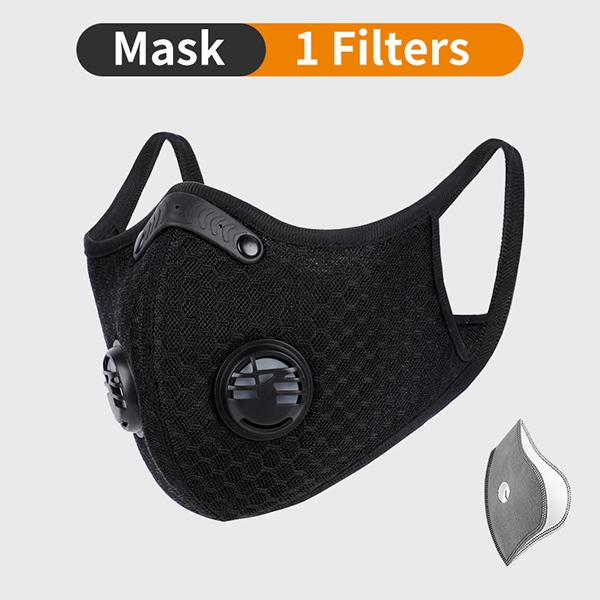 Mask with 1 Filter