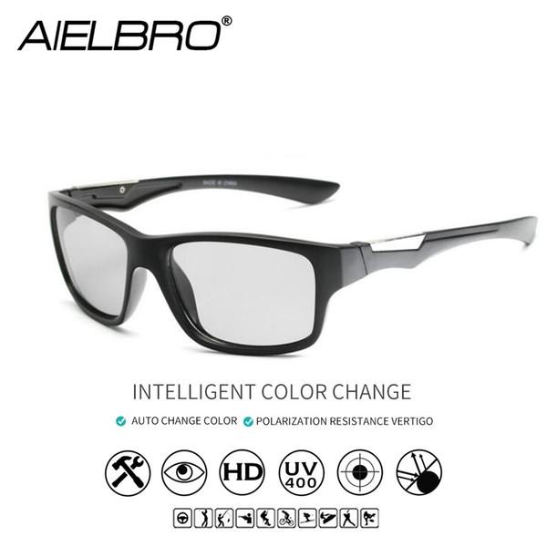 Radfahren Sonnenbrille Männer Polarisierte Sonnenbrille Männer Frauen Fahren Platz Stil Sonnenbrille Männliche Schutzbrille UV400 Gafas De Sol