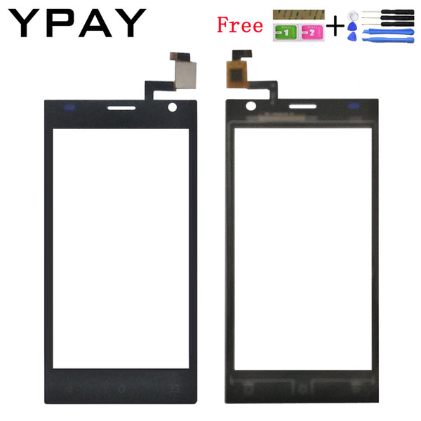 """YPAY 4.5"""" For Prestigio Wize O3 PSP3458 PSP 3458 DUO Touch Screen Digitizer Front Glass Sensor Free Tools Adhesive+Wipes"""