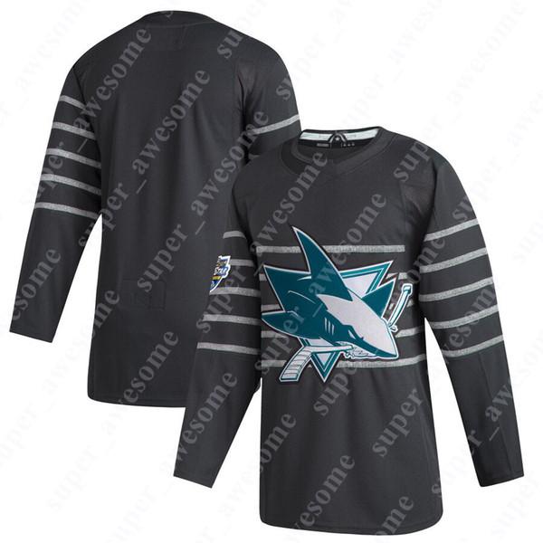 San Jose Sharks Gray