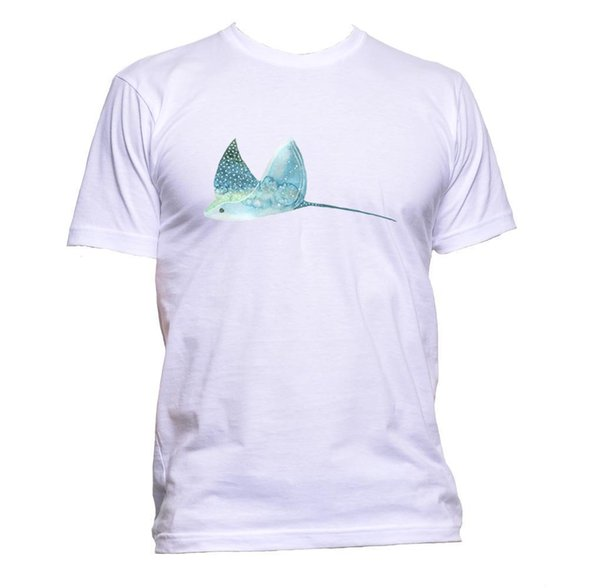 Turbot Fish Stingray T-Shirt Mens Womens Unisex Fashion Slogan Comedy Cool Funny Size Discout Hot New Tshirt Funny 100% Cotton T Shirt