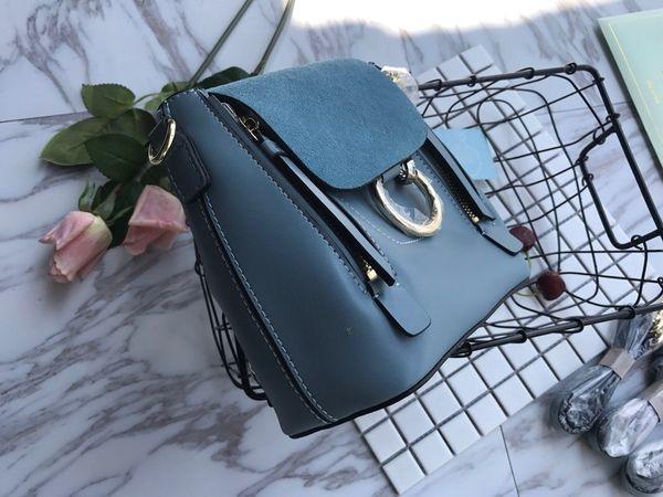 top popular High Quality Brand women Genuine Leather Luxury handbag tote Shoulder backpack bag Designers purse wallet backpack handbag designer backpack 2020