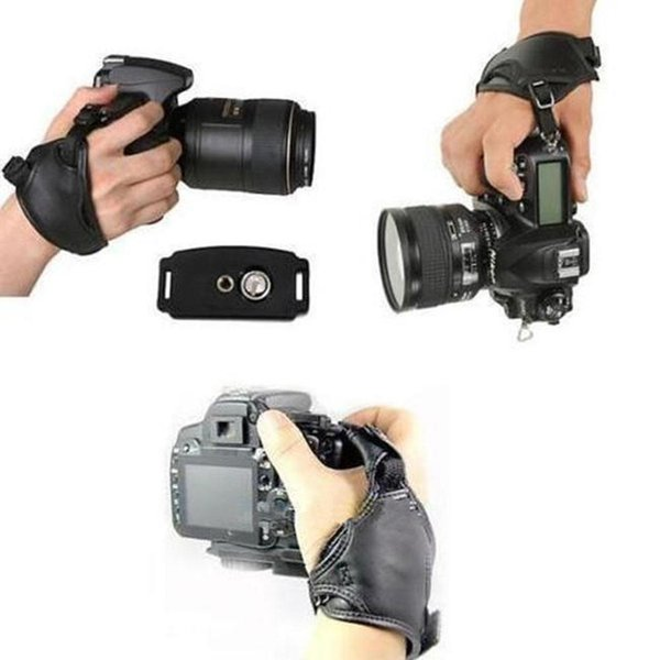 2019 DSLR Camera Synthetic Leather Wrist Hand Grip Strap For Nikon/ Canon/  Sony From Fashionnbuy, $2 02 | DHgate Com