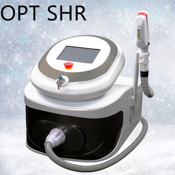 2019 новый IPL OPT SHR лазер постоянного удаления волос машина e-light ipl лазерное удаление акне сосудистая пигментация горячий на рынке