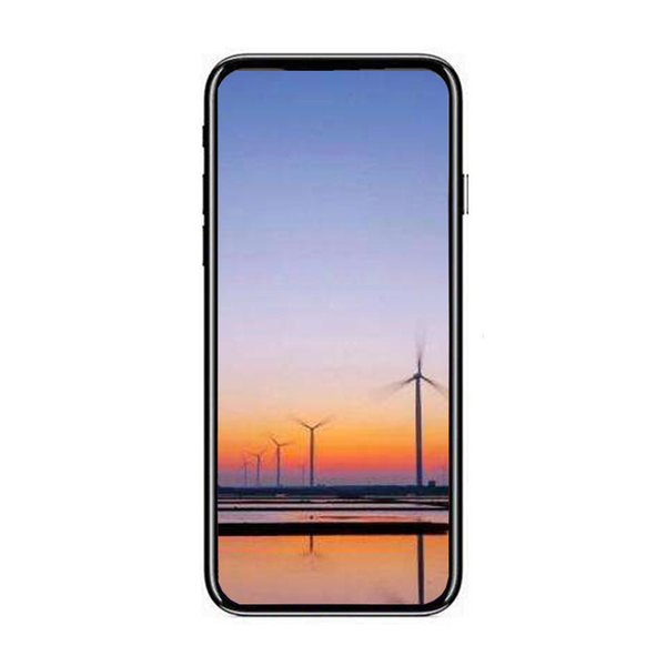 5.8inch goophone Xs smartphone Quad Core Face ID MTK6580 1G/8G Unlocked Andriod phone show 4G LTE 4GB 256GB with sealed box