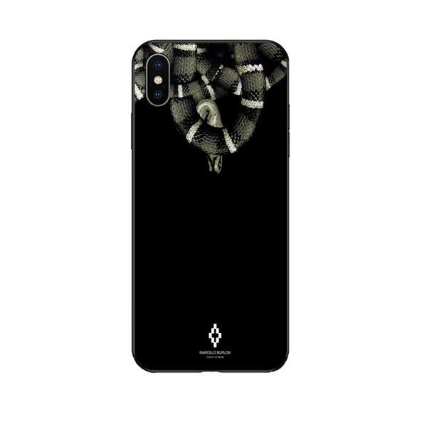 2019 neuer Marken-Telefon-Kasten für Iphone 6 / 6s, 6p / 6sp, 7/8 7p / 8p X / XS, XR, XSMax Entwerfer MARCEL @ BURL @ N Tierdruck-rückseitige Abdeckung Heißer Verkaufs-Großverkauf