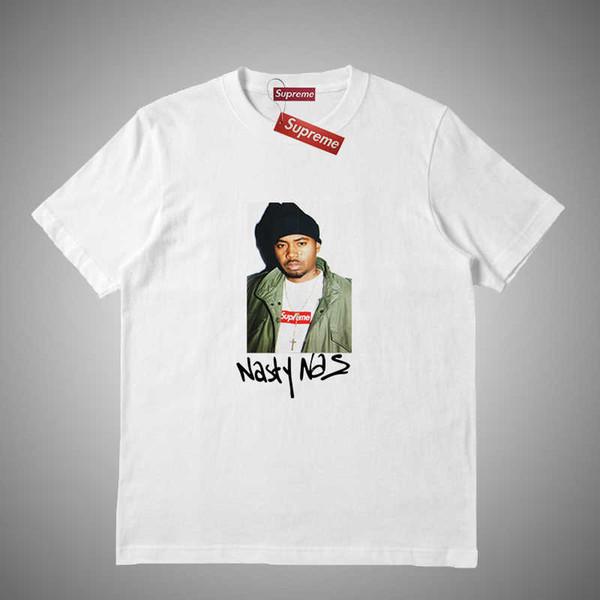 Supreme Женская футболка Hipster Jolene Song Футболка Лето Хлопок с коротким рукавом Письма Печатные графические футболки # 98564152