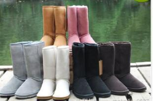 DORP shipping 2019 High Quality WGG Women's Classic tall Boots Womens boots Boot Snow Winter boots leather boot US SIZE 5---13