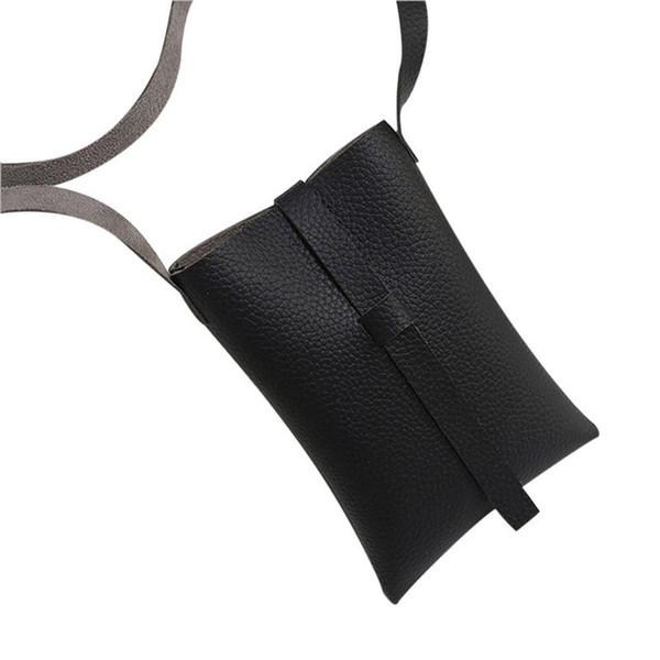 Cheap women handbag mini tote bag shoulder bag with soft artificial leather female messenger bag small purse bolsas feminina C