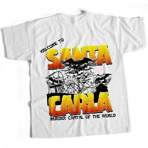 Die verlorenen Jungen Santa Carla Vampire Kult Horror Sci Fi Horror Retro Herren T-Shirt
