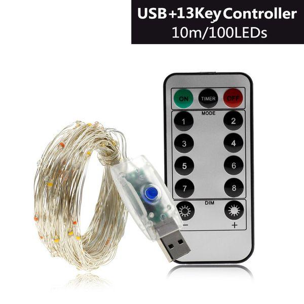 8 Modi USB 100LED