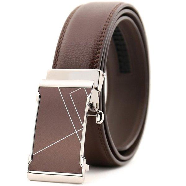 Colore: marrone Lunghezza del cinturino: 110 cm