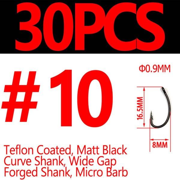 30pcs size10