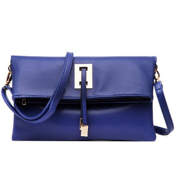 Women's Bag Folding Clutch Female Models The New Classic-style Fashion Elements, Ms. Long Section Of The Package
