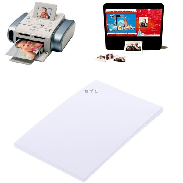 "1000Sheets 4""x6"" High Quality Glossy 4R Photo Paper 200gsm for Inkjet Printers"