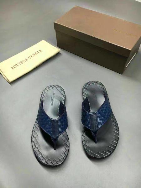 2019 nouveaux chaussons haut de gamme pour hommes avec des tissus de haute qualité importés, confortables et légers, en tricot à chevrons