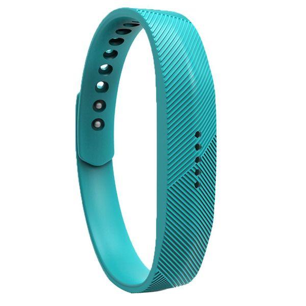 Silicone Smart Wrist Watch Strap for Fitbit Flex 2 1 Wristband