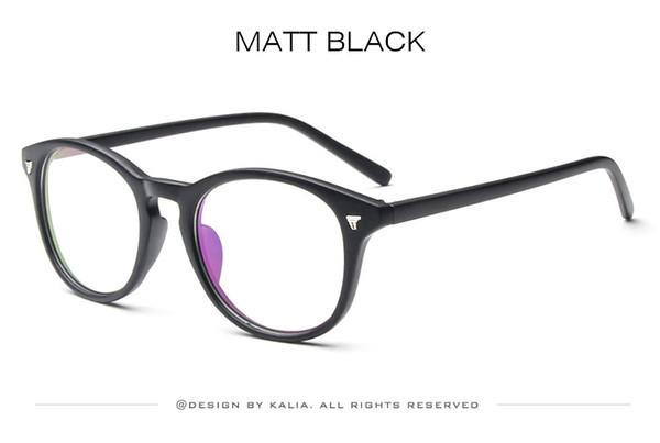 Matt preto