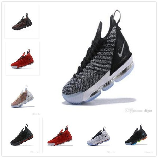 2019 New Air XVI 16 LMTD Limited What The 1 Thru 5 Men/'s Basketball Shoes