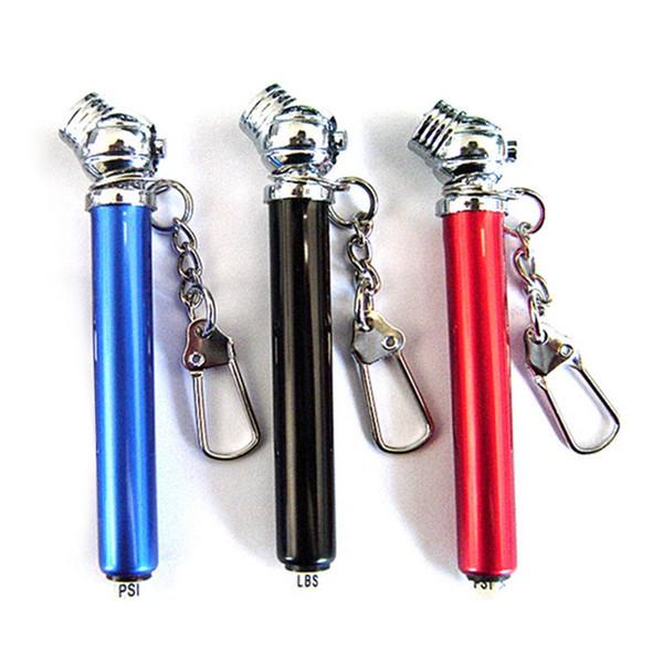 New High Quality 0-60 PSI Portable Tiye Air Pressure Test Gauge Pen Diagnostic Tool Vehicle Car Motorcycle Test Meter Pen