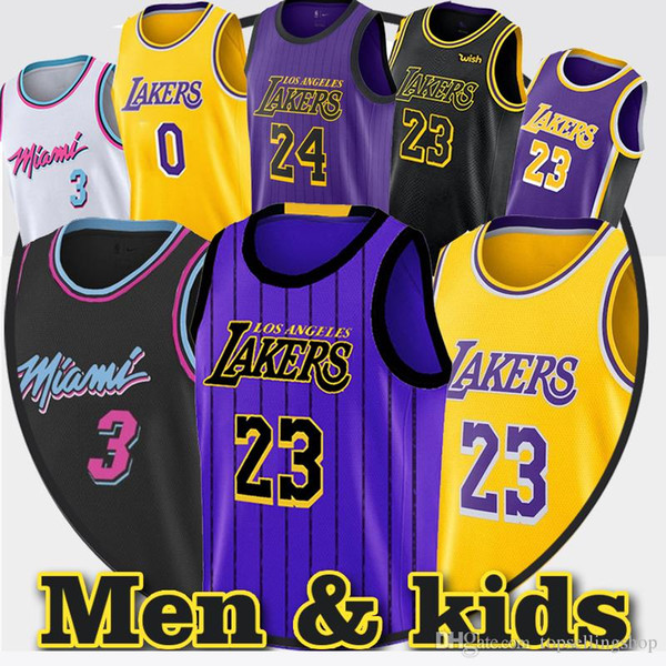 info for 7e99c 79ef0 2019 23 LeBron James Los Angeles City Lakers Jerseys 24 Kobe Bryant 0 Kyle  Kuzma 14 Brandon Ingram Kobe James Jersey From Rfv_tgb, $19.35 | DHgate.Com