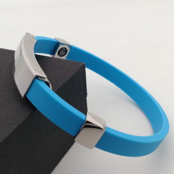 Bright blue 22.5cm