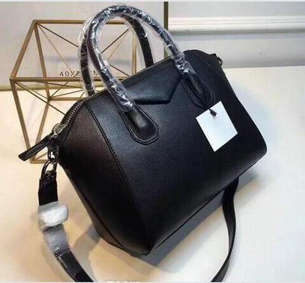 2018 Antigona tote bag marcas famosas bolsos de diseñador bolsos de cuero real bolso de crossbody de moda bolsas de ordenador portátil empresarial