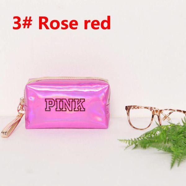 3 # Rose di colore rosso