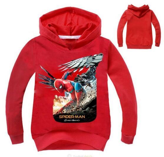 Neue Cartoon Druck T-shirt Für Jungen Mädchen Loog Ärmel Baumwolle hoodies Sweatshirts Kinder Herbst T Tops Kleidung