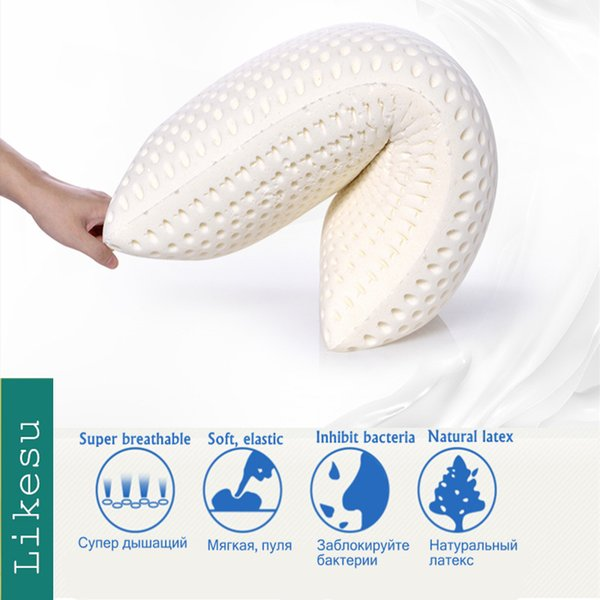Brilliant Clearance Sale Travel Pillow Anti Wrinkle Pillow Large Soft Elastic 100 Natural Talalay Latex Red Pillows For Couch Rust Colored Throw Pillows From Ocoug Best Dining Table And Chair Ideas Images Ocougorg
