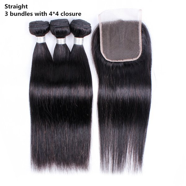 Straight bundles with 4*4 closure