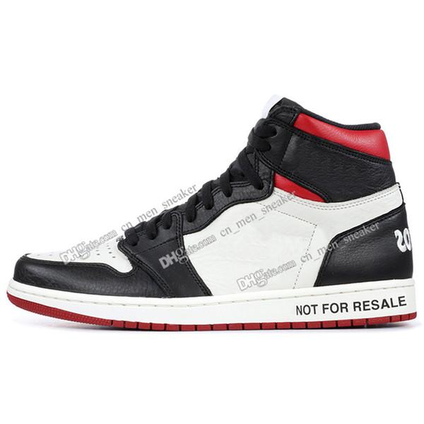 # 17 NO negro rojo