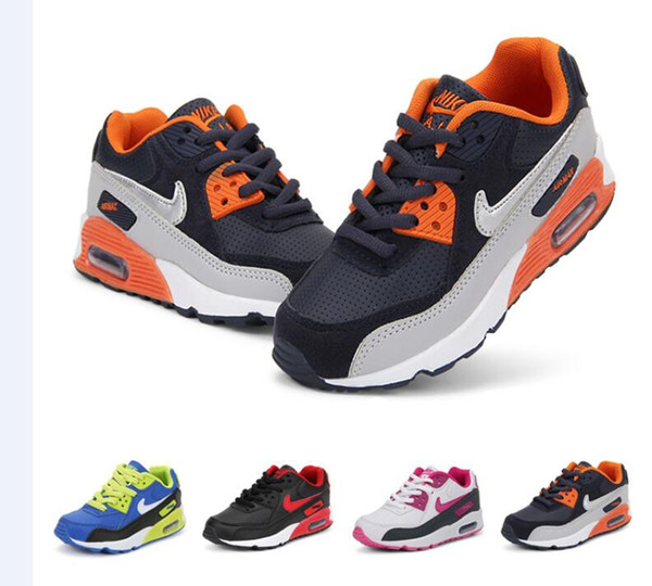 2019 Hot Sale Brand Children Casual Sport Shoes Boys And Girls Sneakers Children's Running Shoes For Kids size 25-36