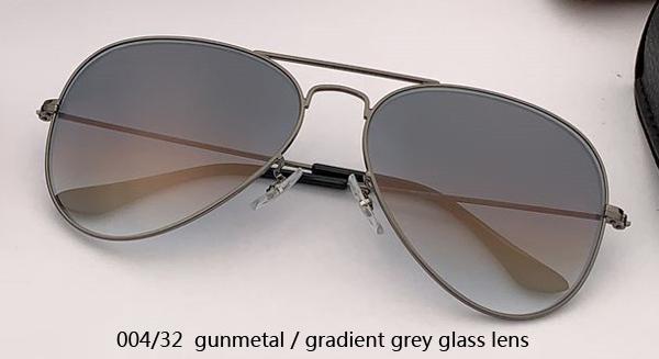 004/32 бронзовый / градиентный серый