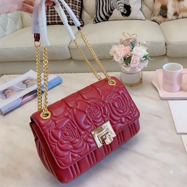 Neue Modedesigner Handtaschen Schulter-Geldbeutel der Qualitätsdamen Designer Umhängetasche freies Verschiffen