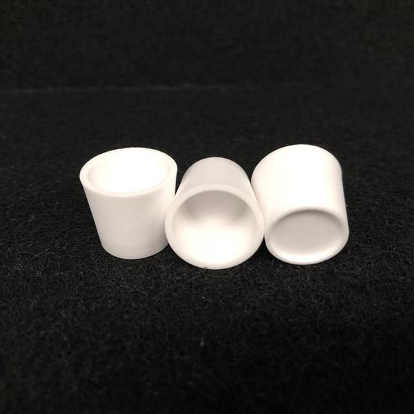 Die Puffco Peak Keramikeinsatzschale Quarzschalen für Ecig smoke Zubehör Tupfgerät Konzentriert die Peak Bowl Bong