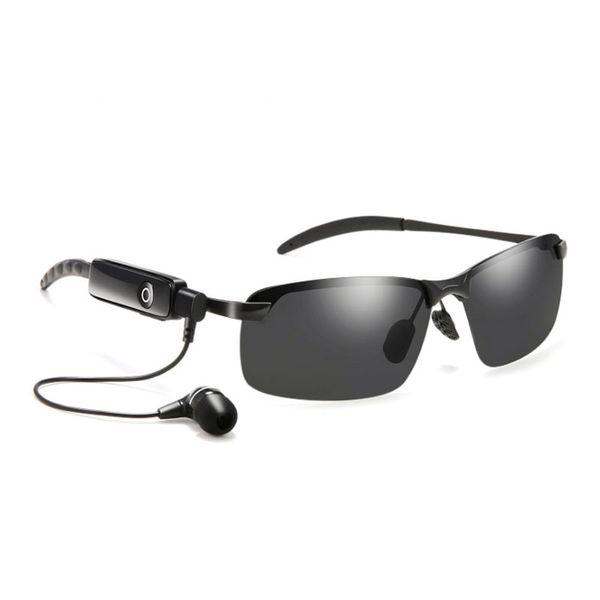 New wireless Bluetooth sunglasses Bluetooth headset sunglasses stereo wireless sports headphones hands-free headset mp3 music player