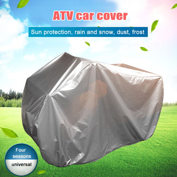ATV Полное покрытие Водонепроницаемый Защита пыле Прочный дождь снег Пыль жаропрочных NJ88