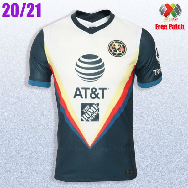 Club America 2021 Lontano
