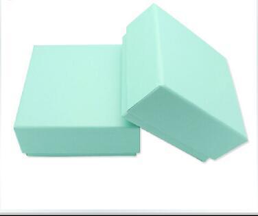Di alta qualità Hulan Jewelry Imballaggio Contenitore di scatola Creatività orecchini / anello Box WL667