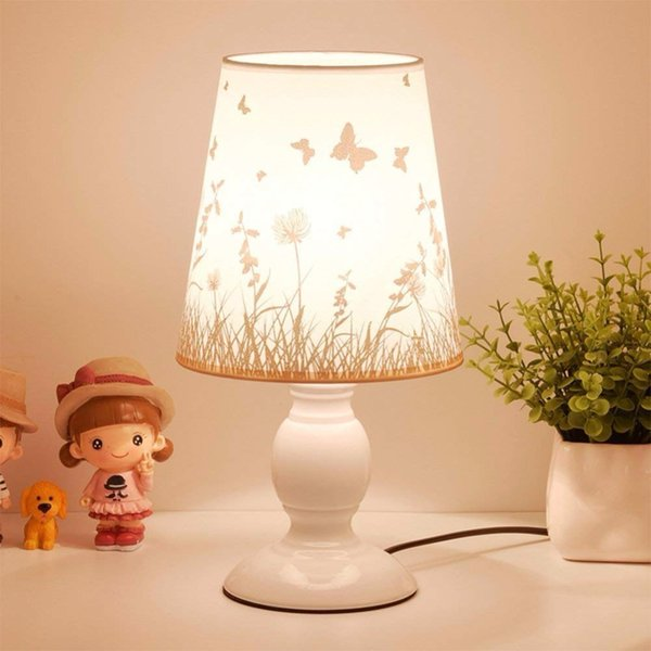 2019 E27 Desk Lamp Bedroom Bedside Lamp Small Table Reading Bed Light  Contemporary For Table Home Decor Lights Book Lamps From Caraa, $65.83   ...