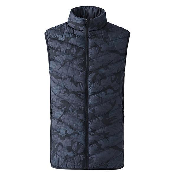 2018 men electric heating vest winter fast heat thermal warm heated camouflage jacket fishing big size l-6xl waistcoat thumbnail