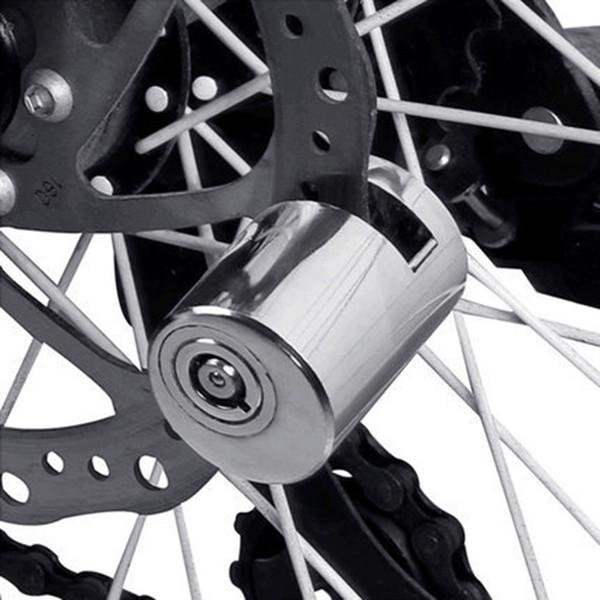 2 clés US Vendeur Vélo Moto Bicyclette Scooter U Lock Heavy Duty Anti Vol