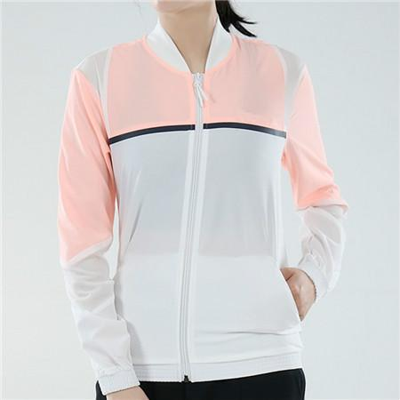 Brand High Quality Long Sleeve and Natural Color for Sport Jackets New Designer Women Fashion Loose Windbreaker with Size M-2XL QSL198191