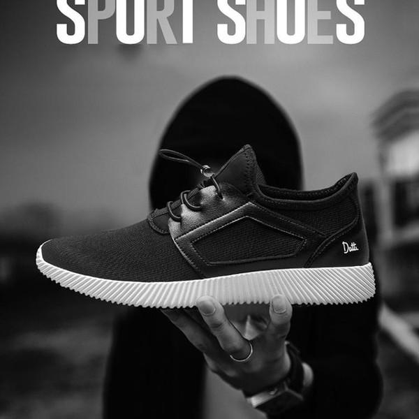 NON-Brand Fashion Hot Triple Black white Low cut Brown Men Casual shoes comfortable Cheap breathable women men shoe sports sneakers 39-44