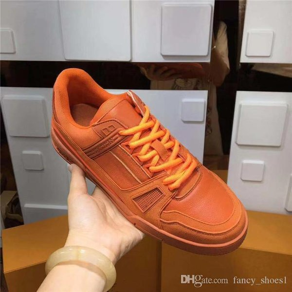 New product limited style men shoes, Exclusively recommends men outdoor travel sports platform shoes full set packaging