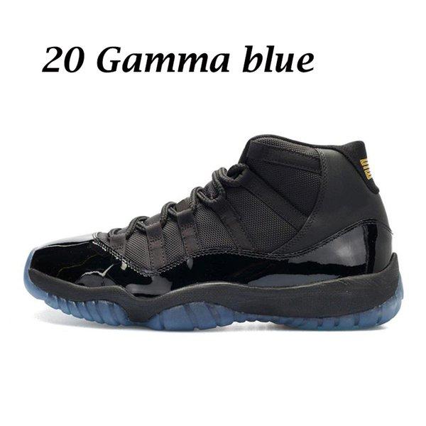20 bleu Gamma