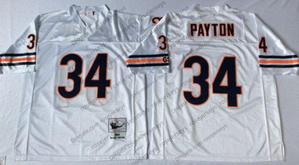 CHI #34 Payton White Vintage (Small #)
